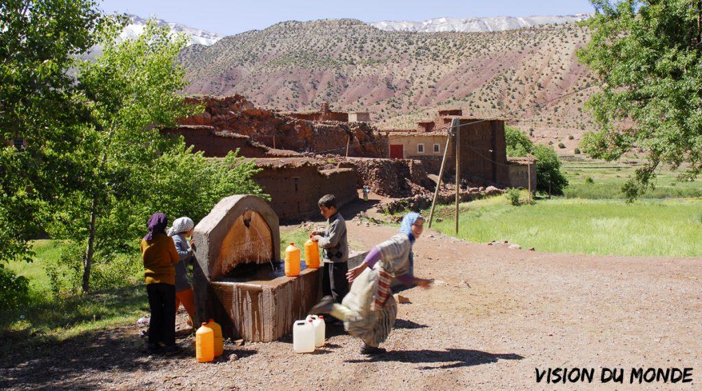 Voyage scolaire solidaire au Maroc