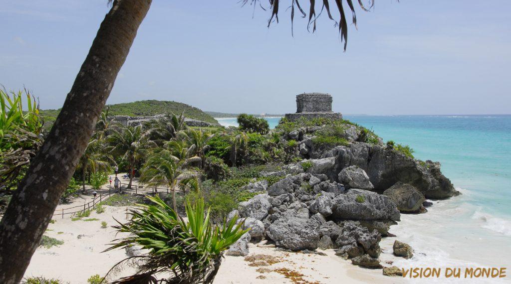 Voyage solidaire au Yucatan au Mexique