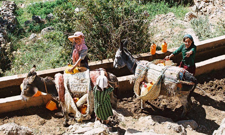 Voyage équitable et solidaire au Maroc