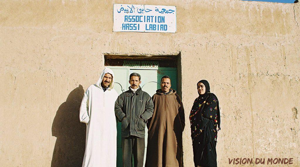 Association Hassi Labiad au Maroc