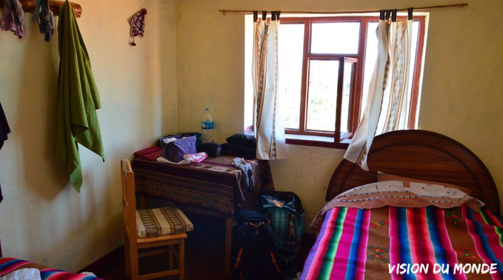 Hébergement chez l'habitant au Pérou