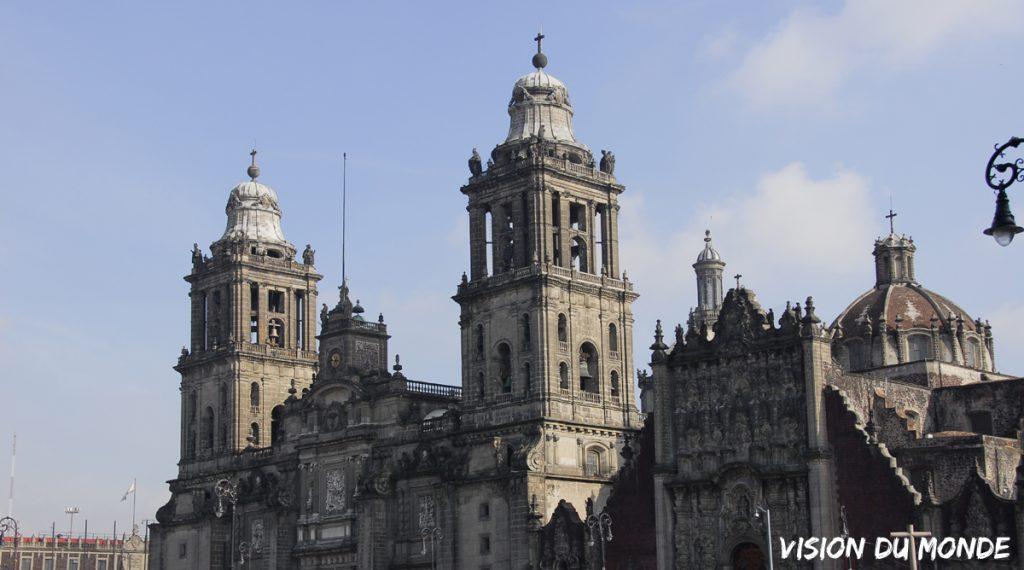 Voyage solidaire à Mexico