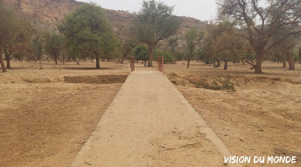 Projet de développement au Mali