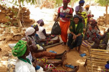 Actions solidaires au Mali