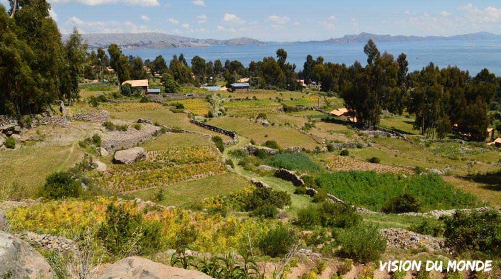 Voyage solidaire au Pérou sur l'île d'Amantani