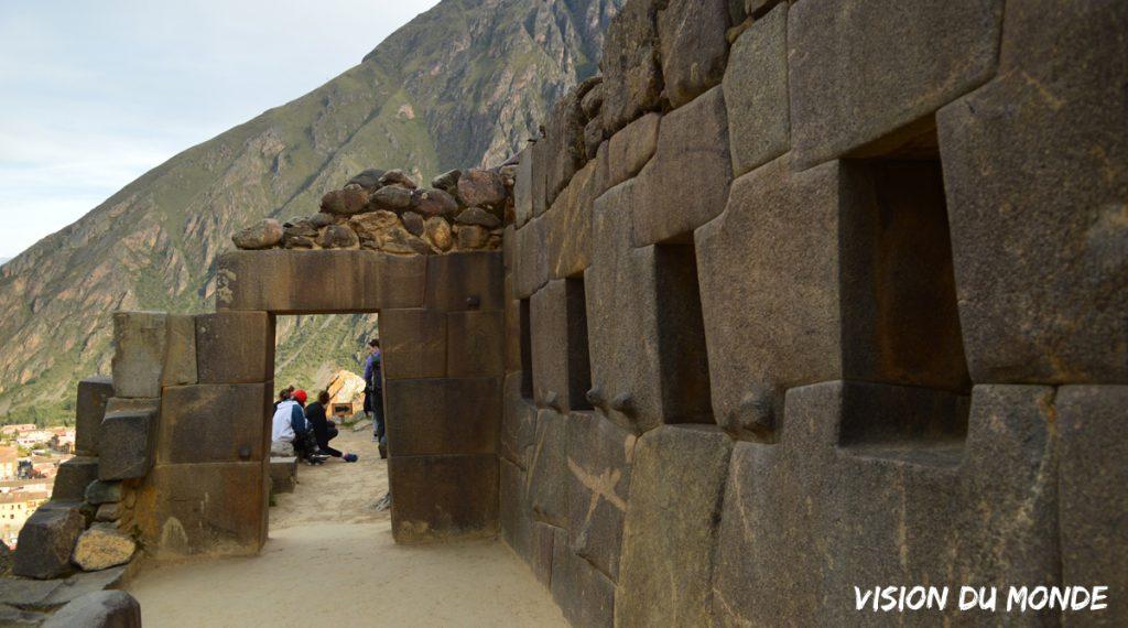 Ollantaytambo, Vallée Sacrée au Pérou