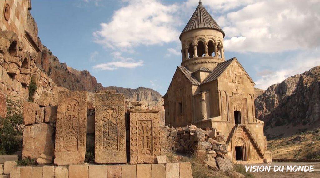 Novarank monastère arménien