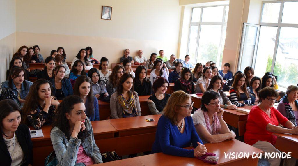 Récit de contes Erevan