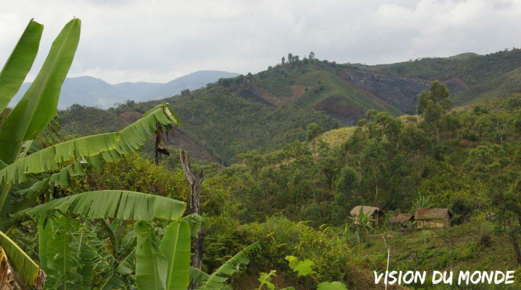 Hébergement chez l'habitant à Madagascar