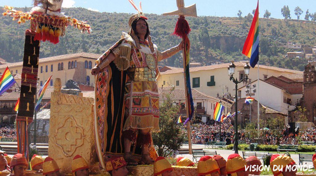 Inti Raymi Whipala