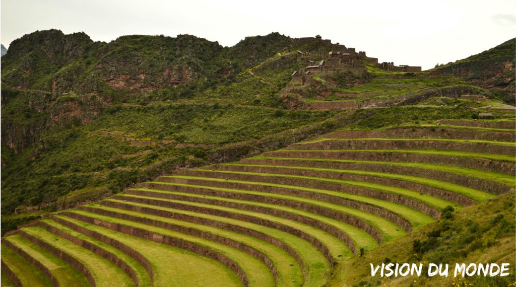 terrasses agricoles Huari