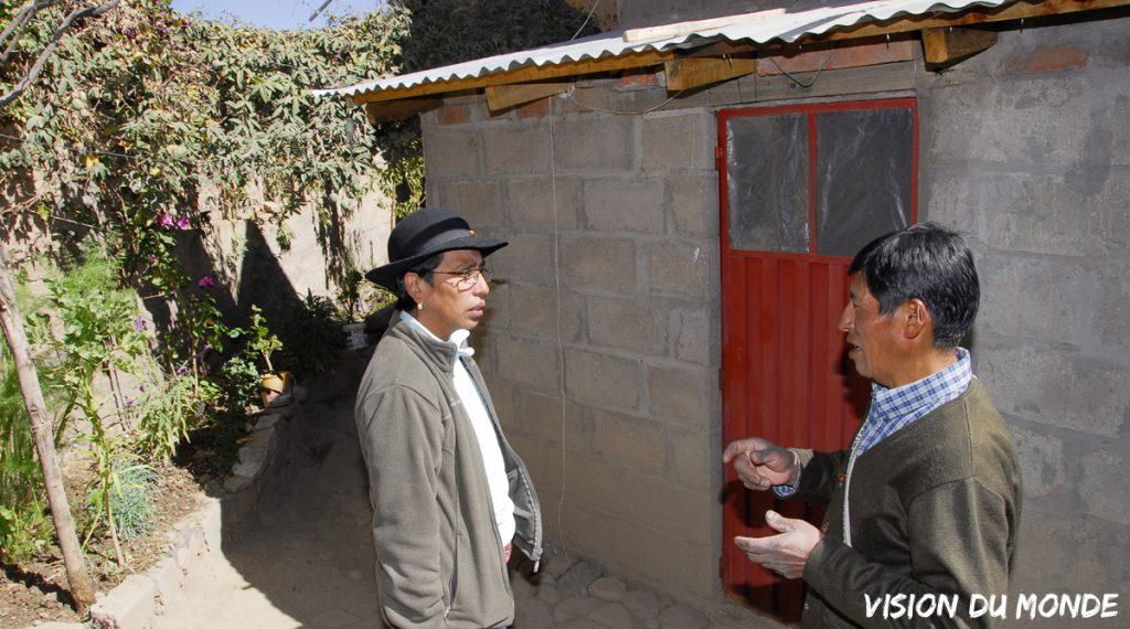 Chez l'habitant Pérou