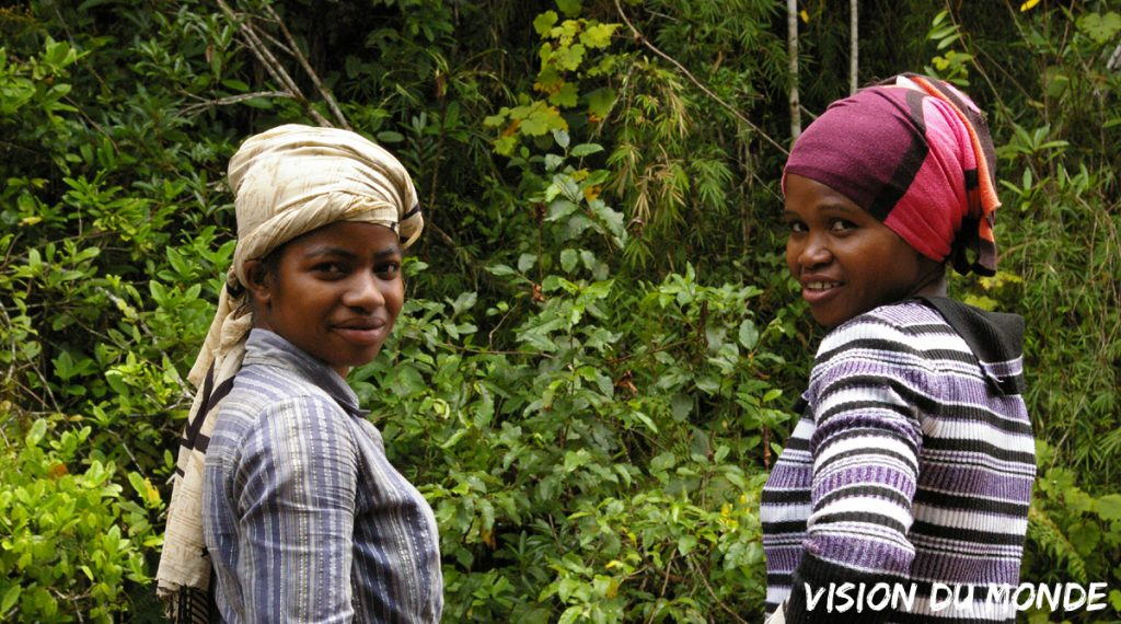 Rencontre avec la population malgache