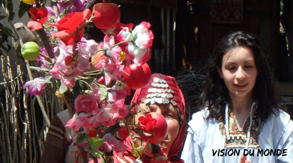 Fête de l'eau Arménie