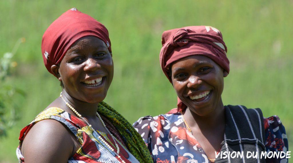 Ouganda femmes région Kigezi