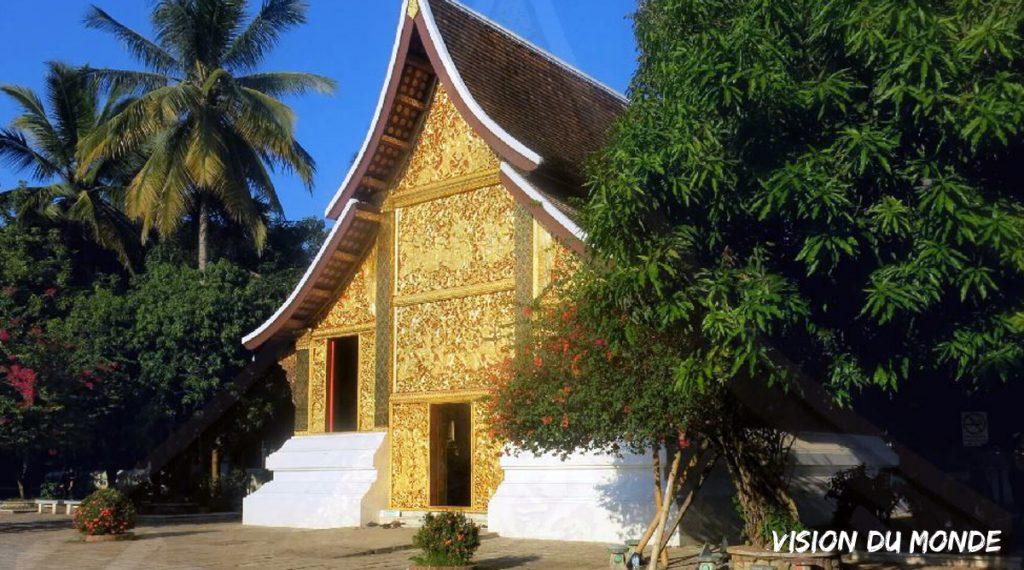 Laos Pagode