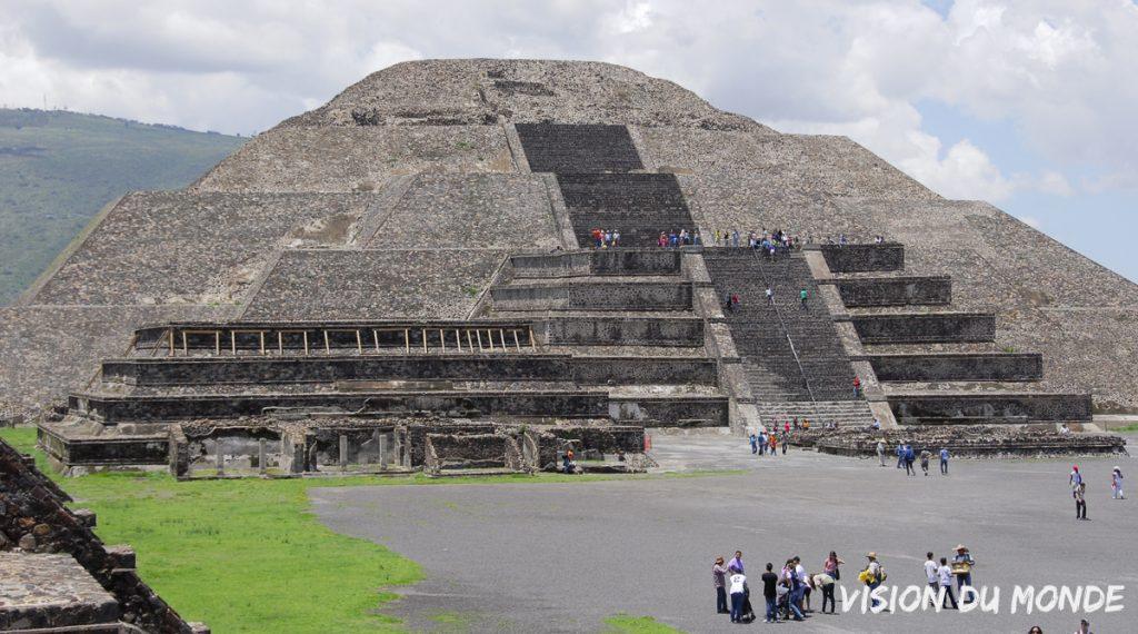 Teotihuacan Pyramide du Soleil