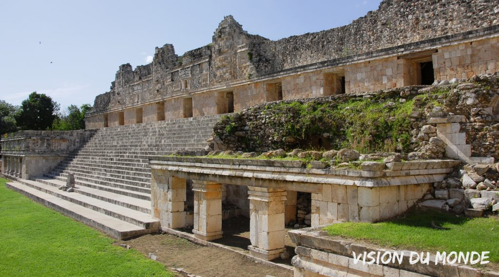 Uxmal Mexique