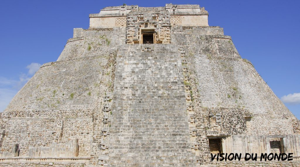 Uxmal Mexique Maya
