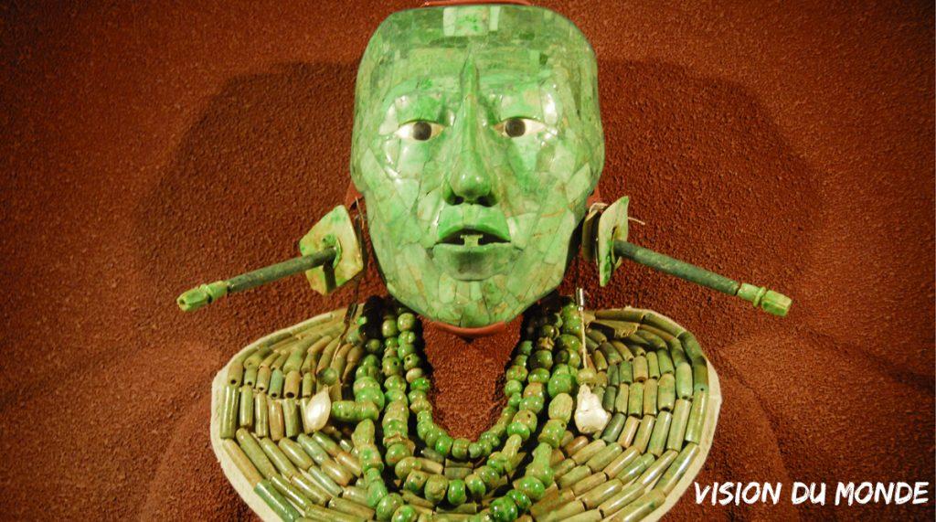 Pakal le Grand Maya