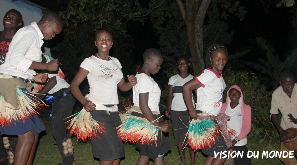 Mperre danse Ouganda