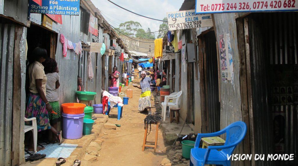 Marché Fort Portal Ouganda