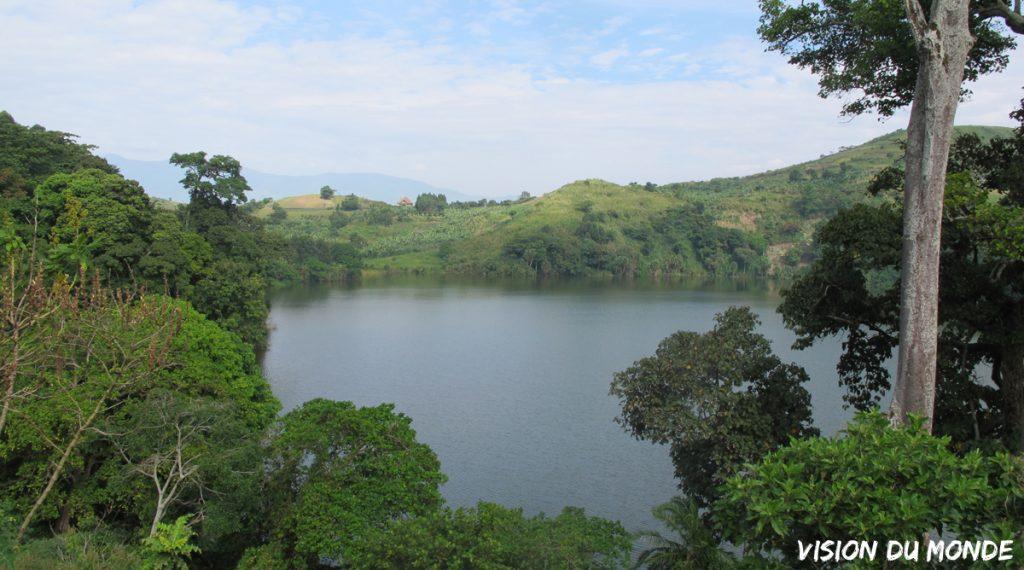 Ouganda Rift Vallée