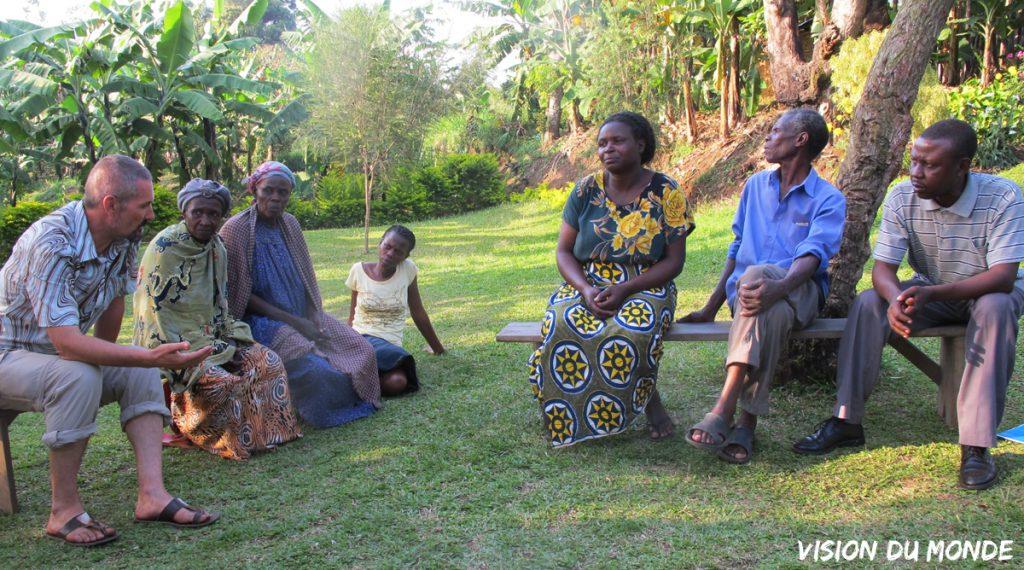 Ouganda habitants