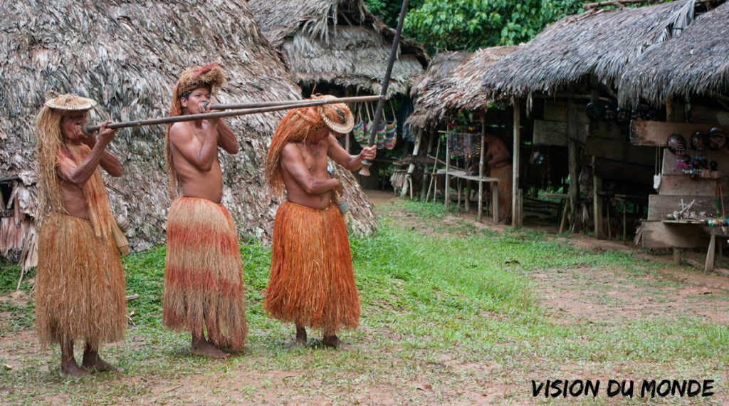 La région amazonienne du Pérou