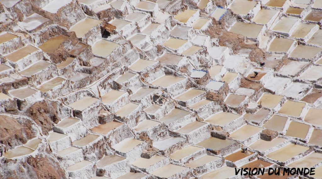 Les Salines de Maras, vallée sacrée