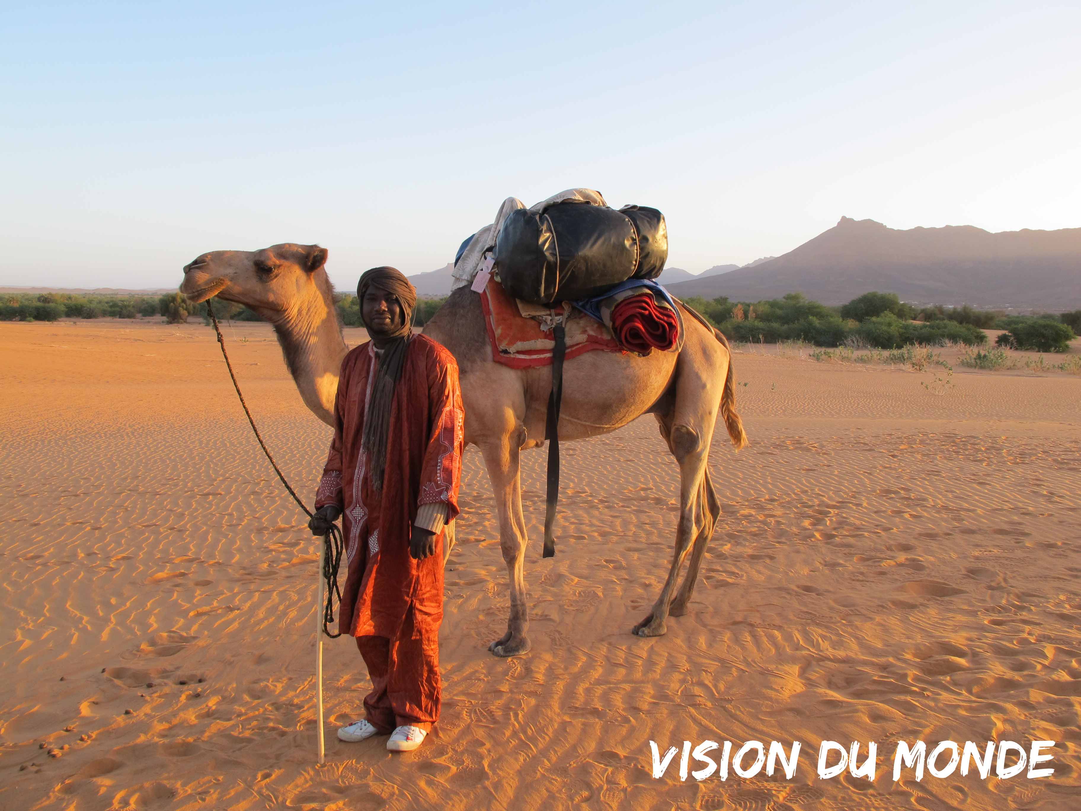 Voyage solidaire en Mauritanie