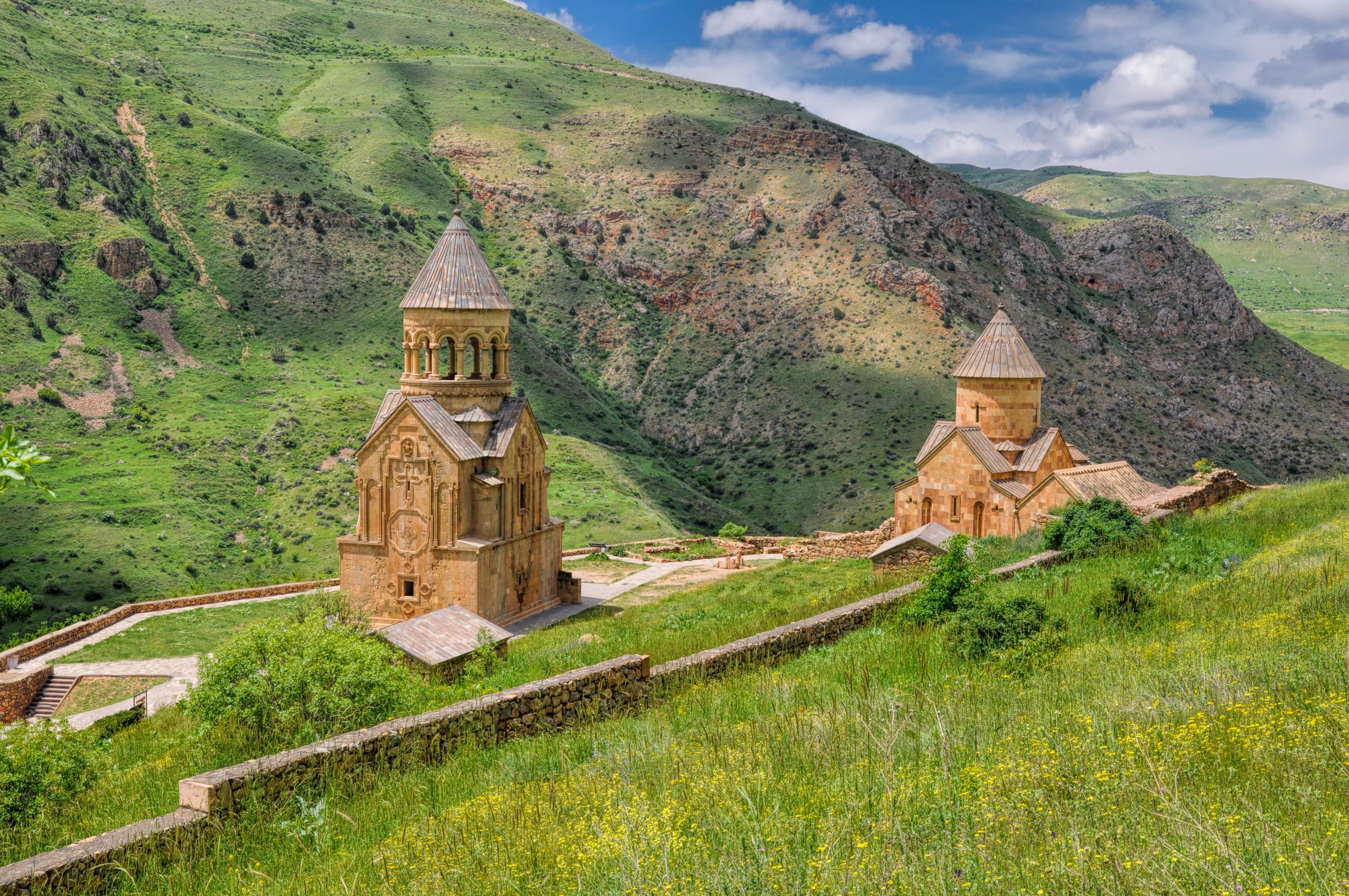 Monastère de Noravank, dans le sud de l'Arménie